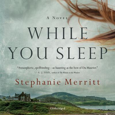While You Sleep: A Novel Audiobook, by Stephanie Merritt