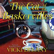 The Cat of the Baskervilles Audiobook, by Vicki Delany|