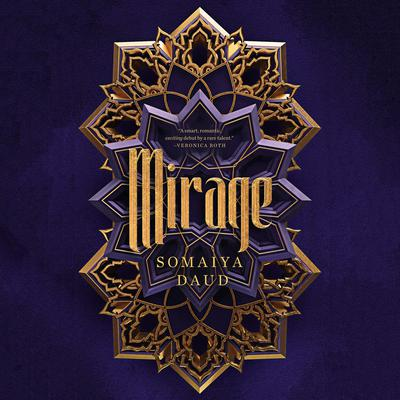 Mirage: A Novel Audiobook, by