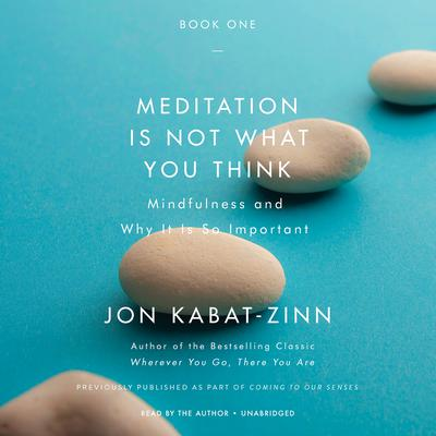 Meditation Is Not What You Think: Mindfulness and Why It Is So Important Audiobook, by Jon Kabat-Zinn