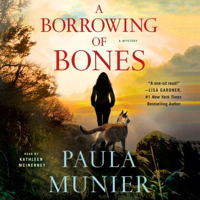 A Borrowing of Bones: A Mystery Audiobook, by