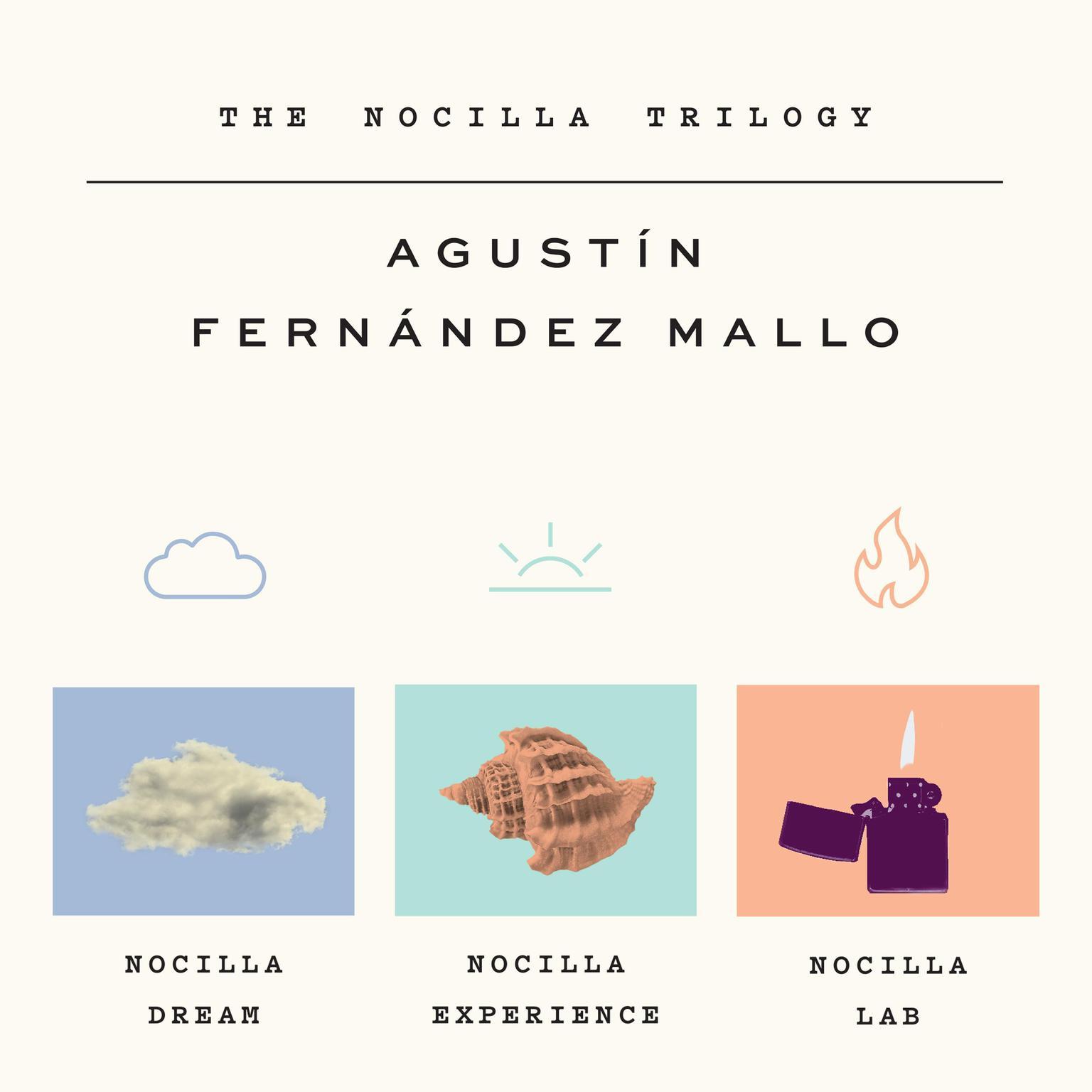 Printable The Nocilla Trilogy: Nocilla Dream, Nocilla Experience, Nocilla Lab Audiobook Cover Art