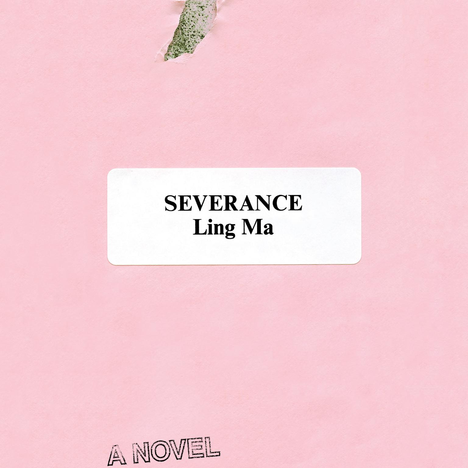 Printable Severance: A Novel Audiobook Cover Art