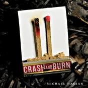 Crash and Burn Audiobook, by Michael Hassan|