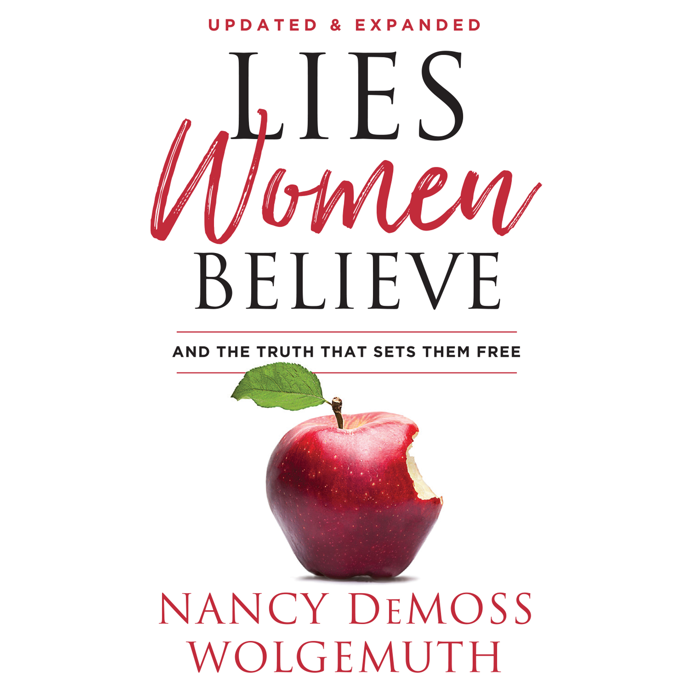 Printable Lies Women Believe: And the Truth That Sets Them Free Audiobook Cover Art