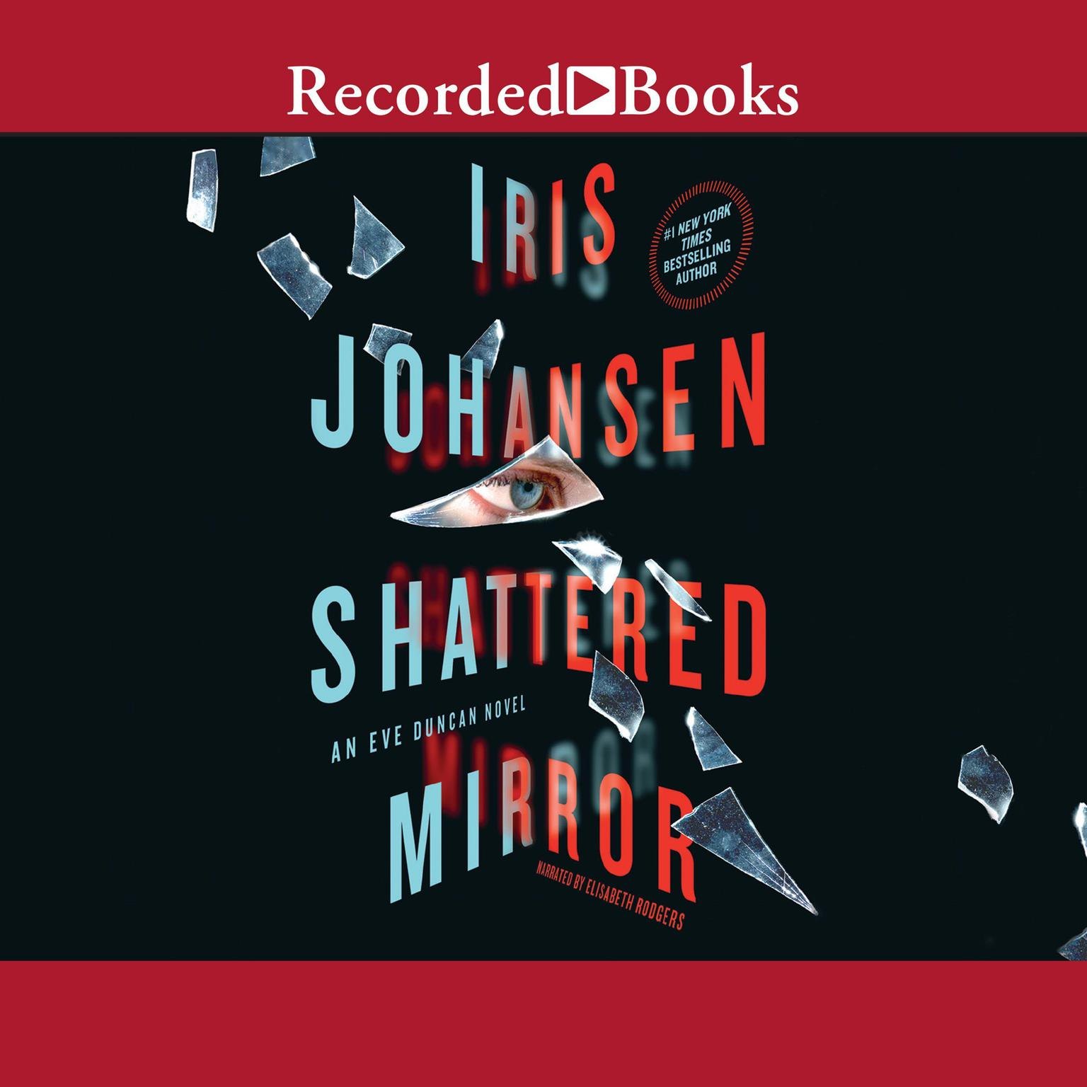 Printable Shattered Mirror Audiobook Cover Art