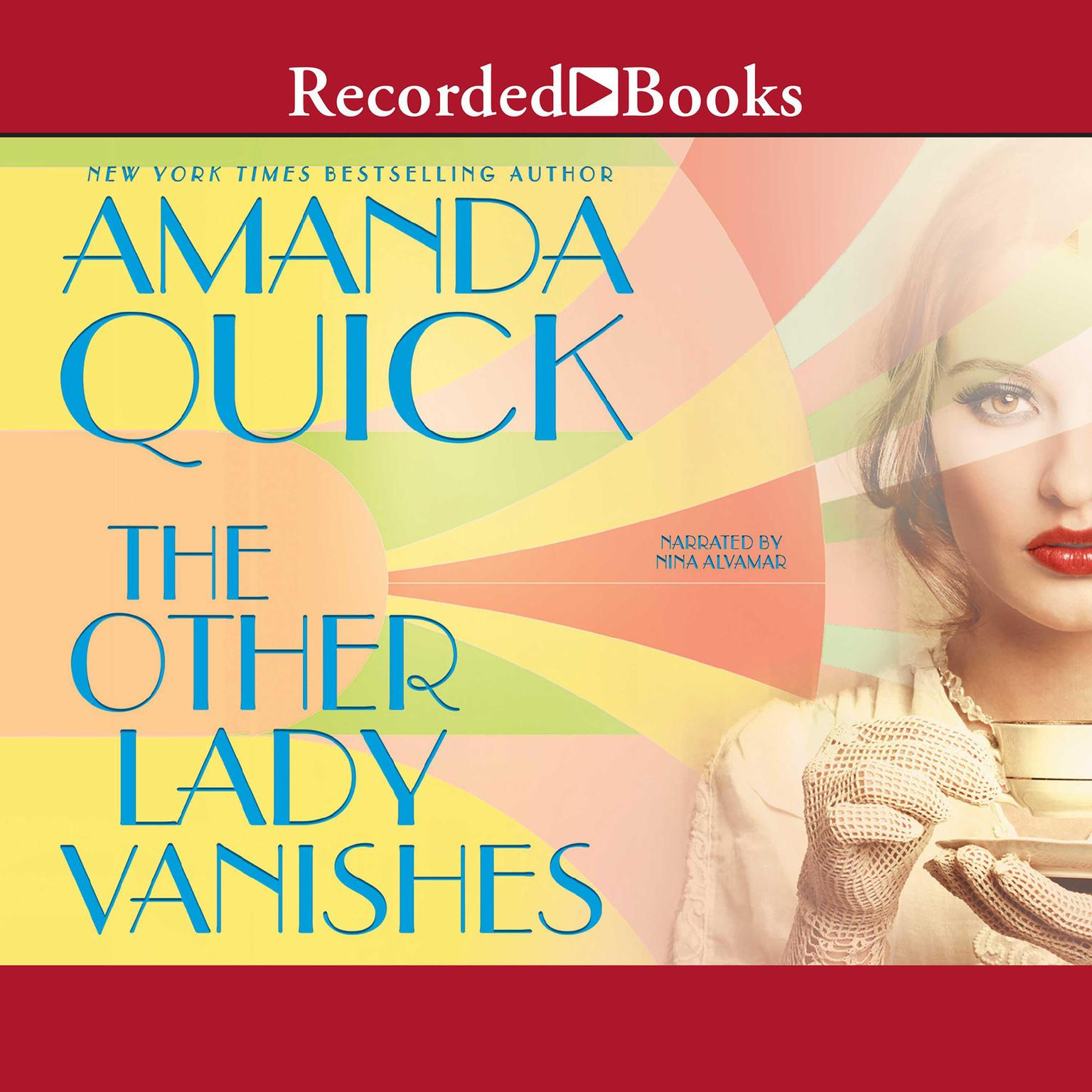 Printable The Other Lady Vanishes Audiobook Cover Art
