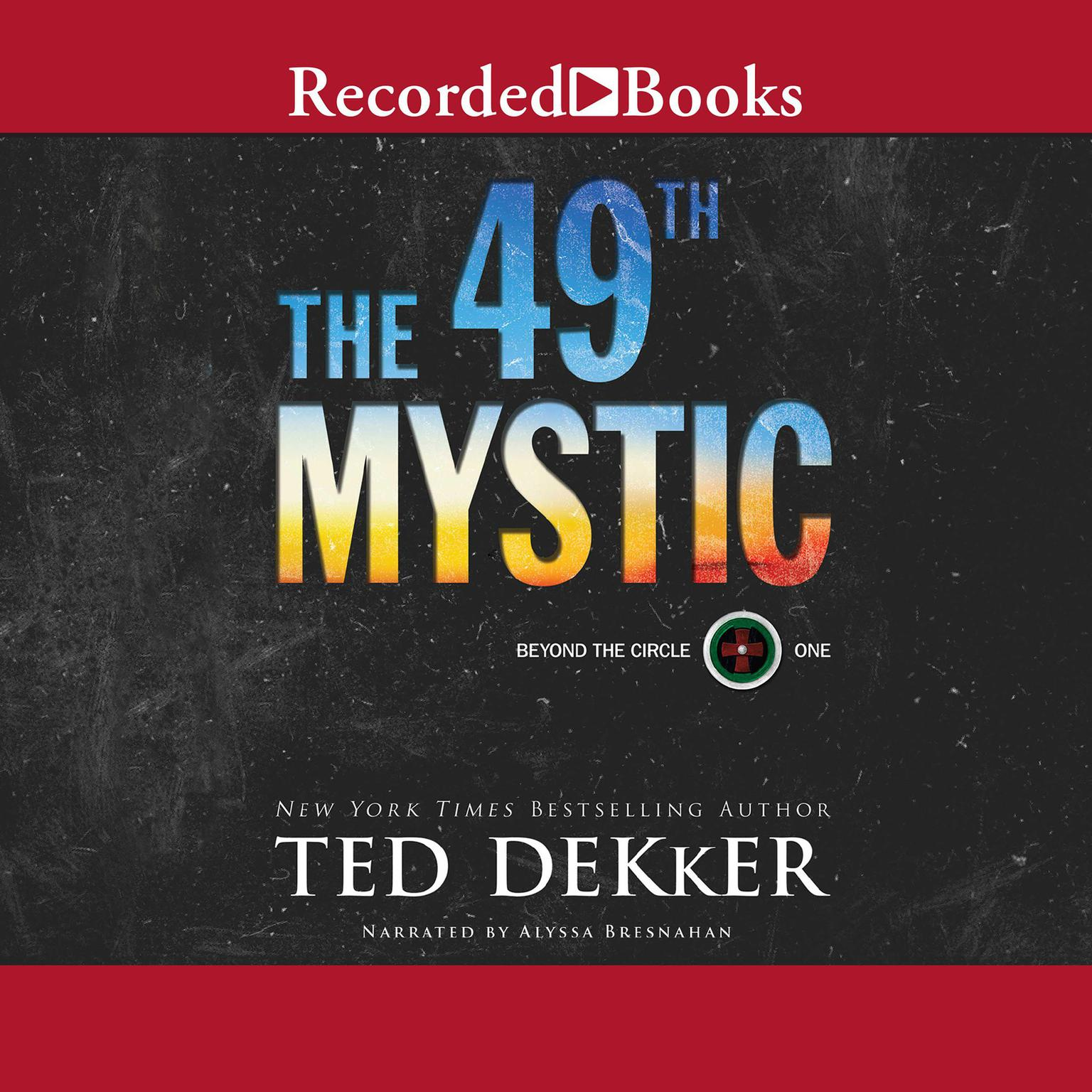 Printable The 49th Mystic Audiobook Cover Art