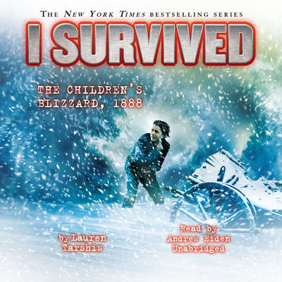 I Survived the Children's Blizzard, 1888 Audiobook, by