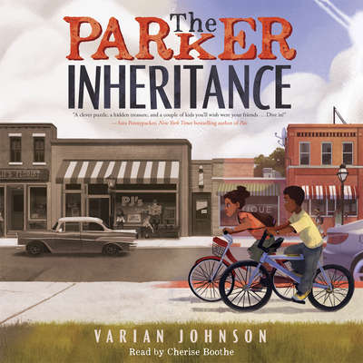The Parker Inheritance Audiobook, by Varian Johnson