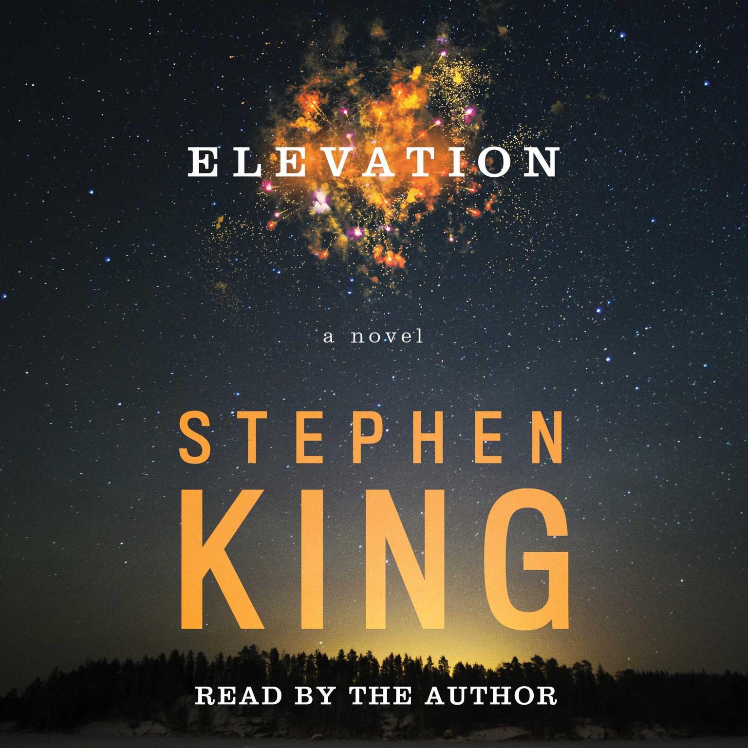 Printable Elevation Audiobook Cover Art