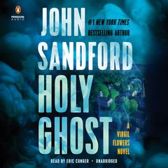 Holy Ghost Audiobook, by John Sandford