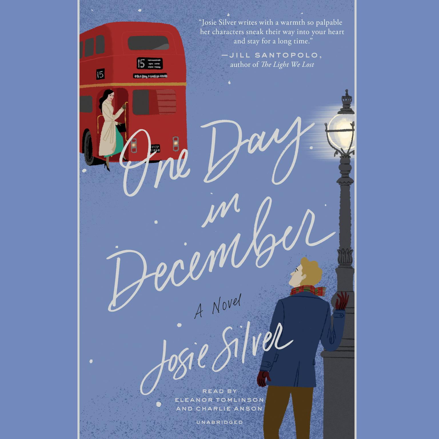 Printable One Day in December: A Novel Audiobook Cover Art