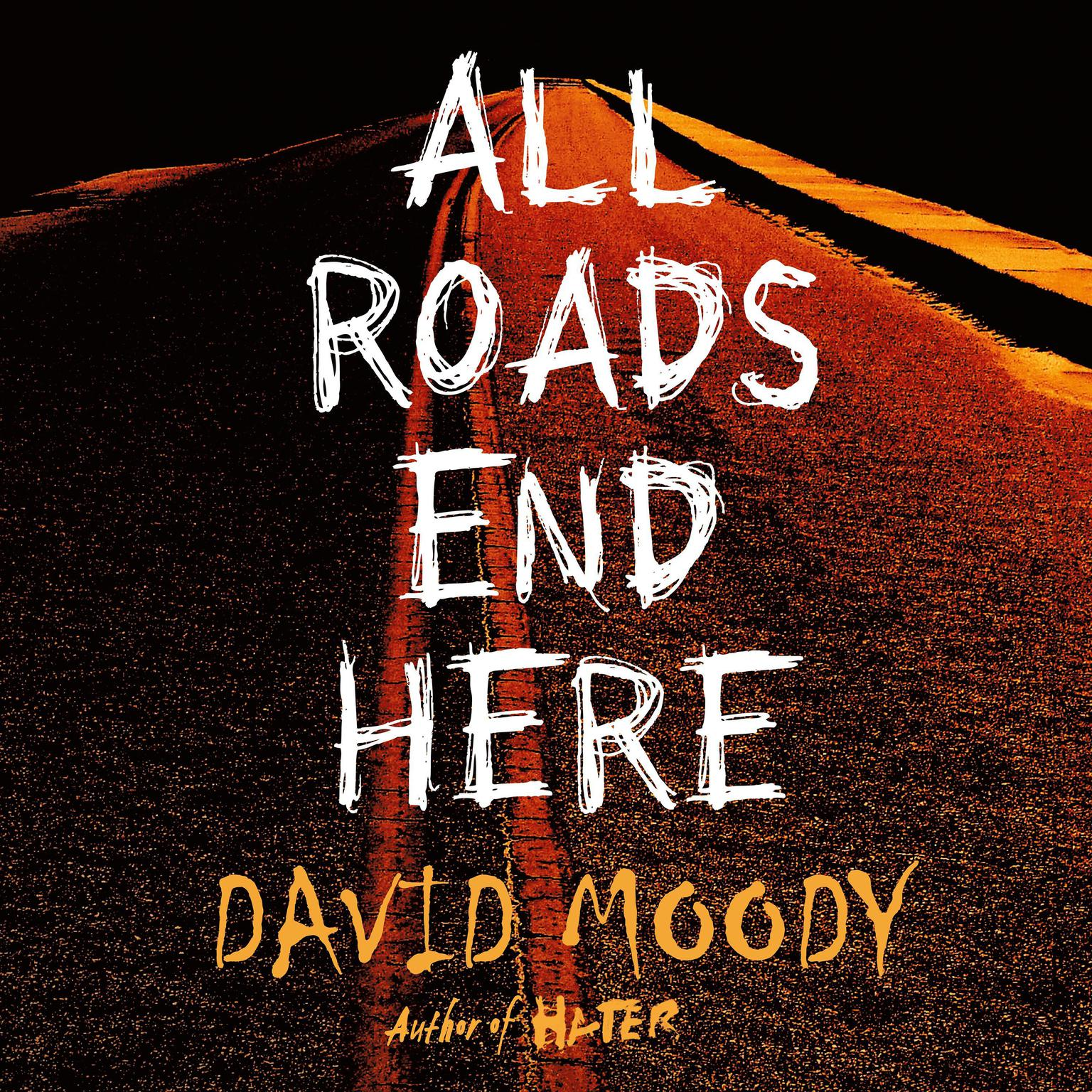 Printable All Roads End Here Audiobook Cover Art