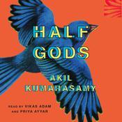 Half Gods Audiobook, by Akil Kumarasamy