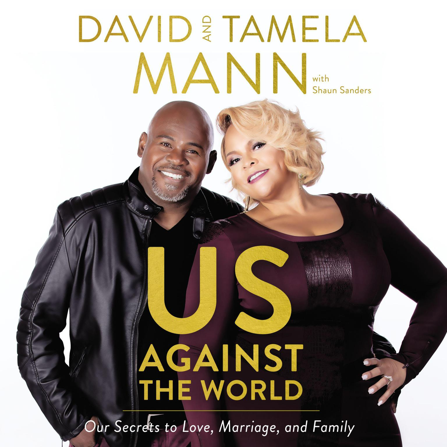 Printable Us Against the World: Our Secrets to Love, Marriage, and Family Audiobook Cover Art