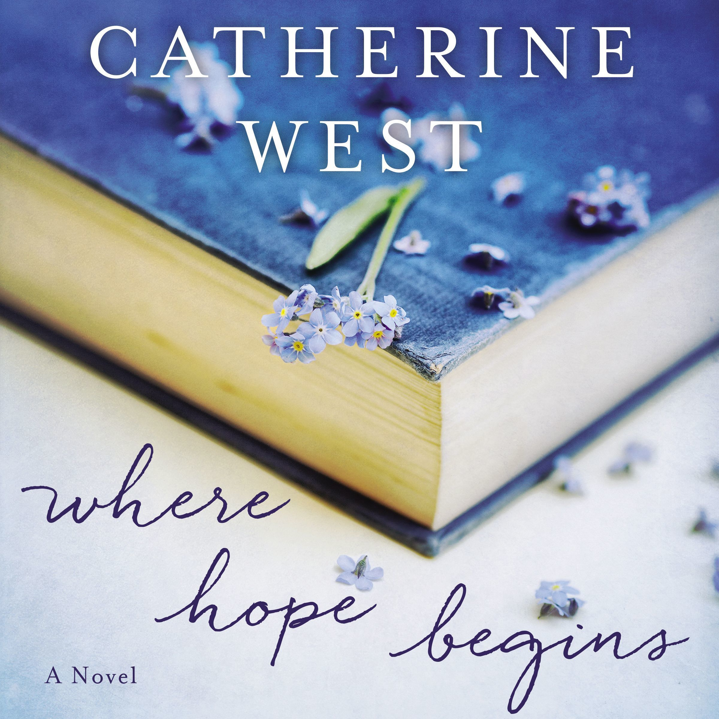 Printable Where Hope Begins Audiobook Cover Art