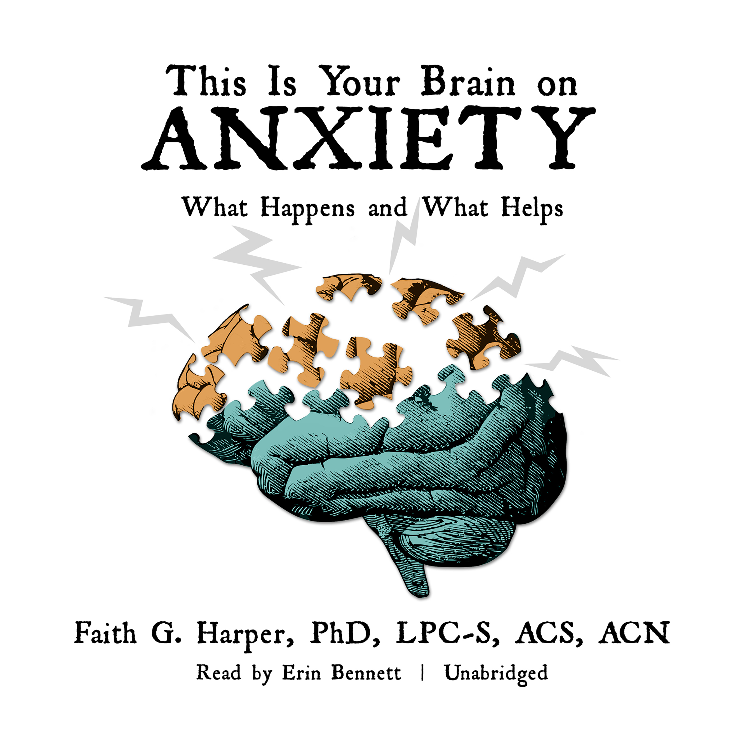 this is your brain on anxiety - audiobook   listen instantly!