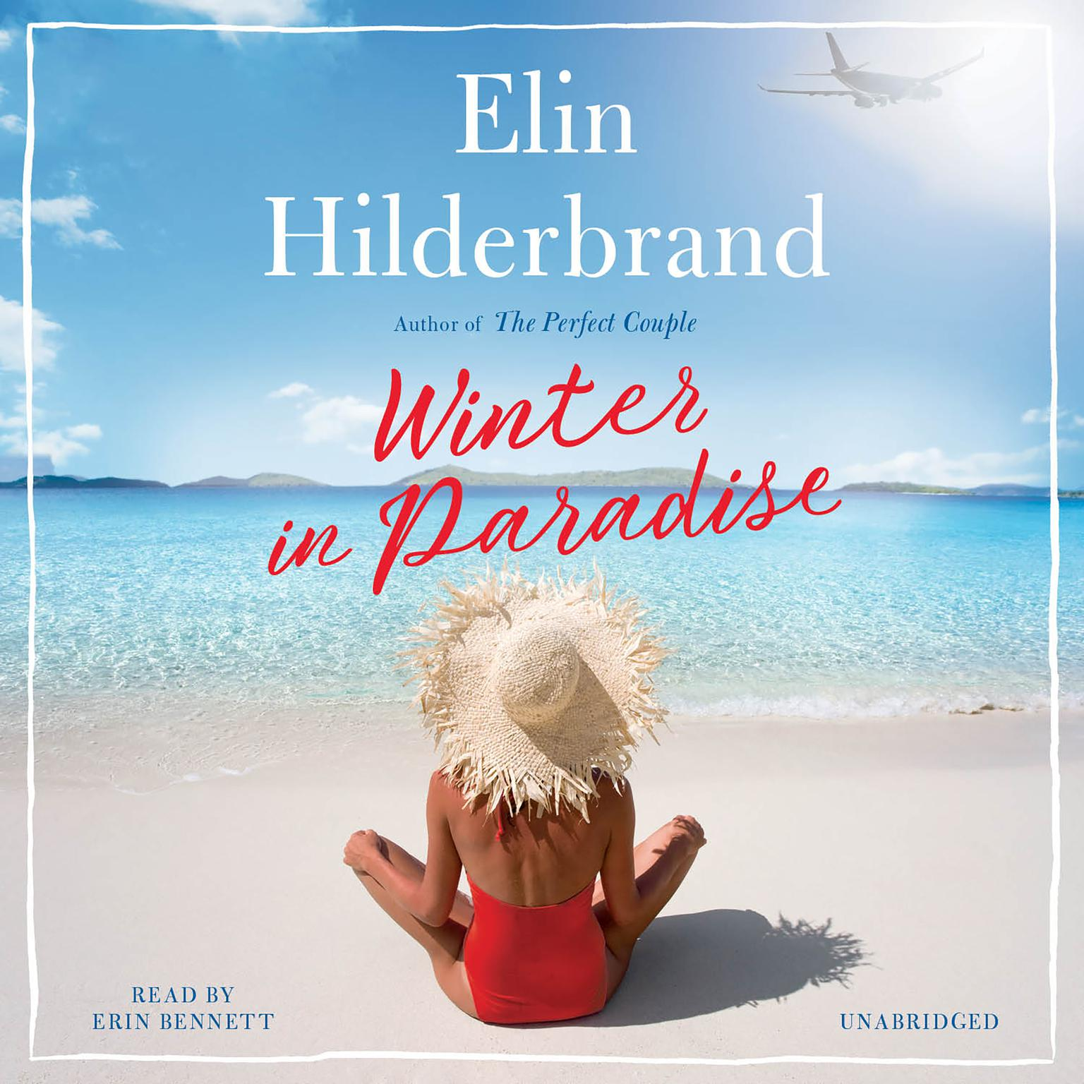 Printable Winter in Paradise Audiobook Cover Art