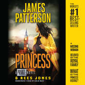 Princess: A Private Novel Audiobook, by James Patterson