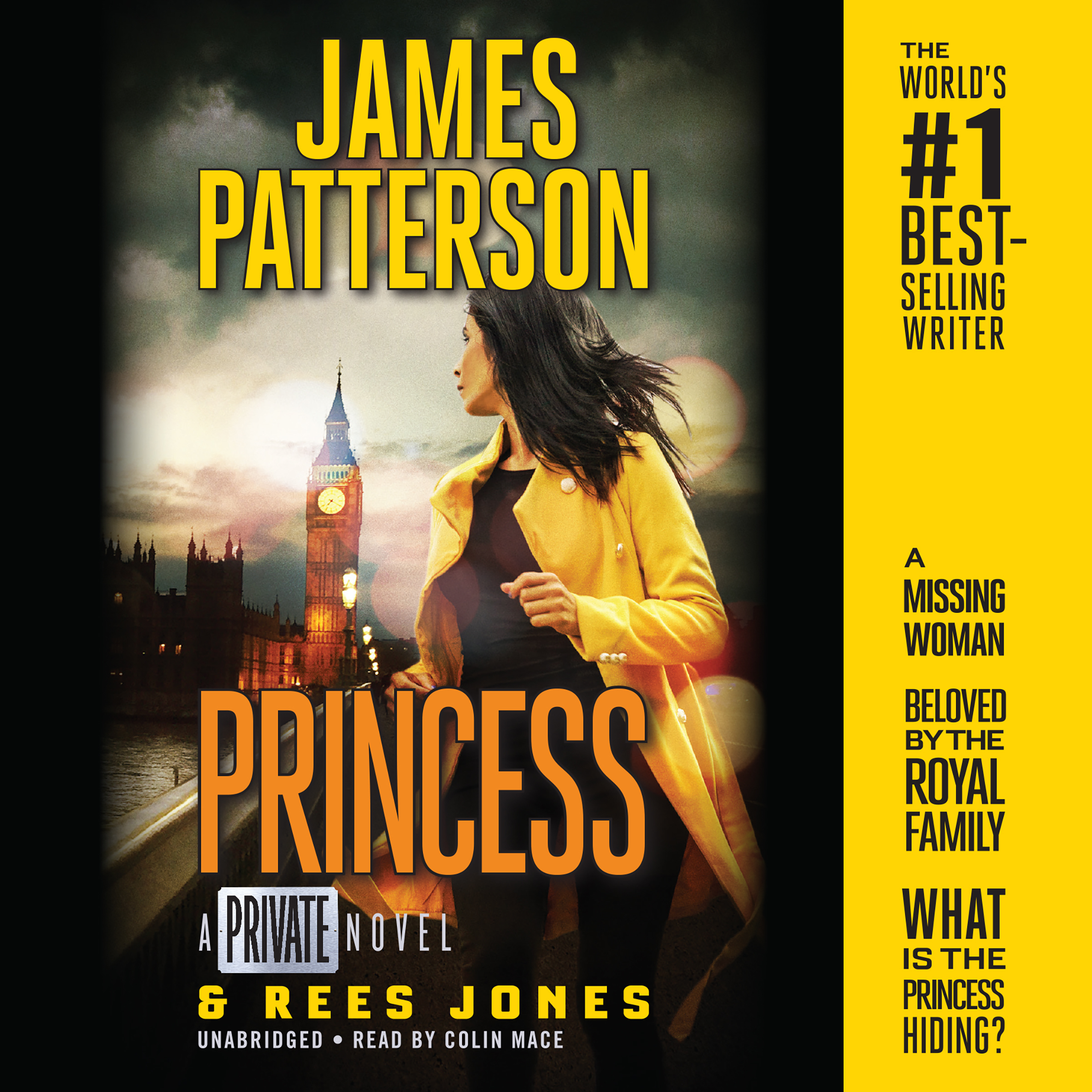 Printable Princess: A Private Novel Audiobook Cover Art