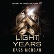 Light Years Audiobook, by Kass Morgan