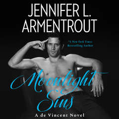 Moonlight Sins Audiobook, by Jennifer L. Armentrout