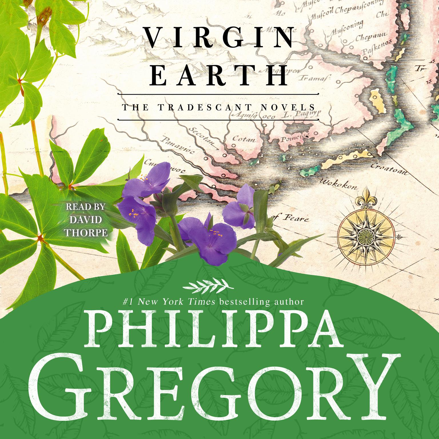 Printable Virgin Earth: A Novel Audiobook Cover Art