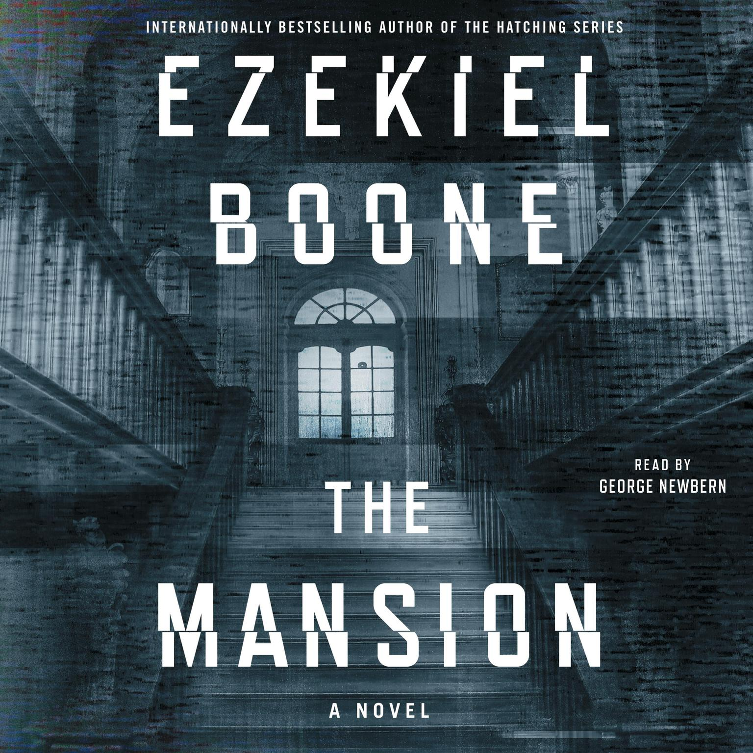 Printable The Mansion: A Novel Audiobook Cover Art