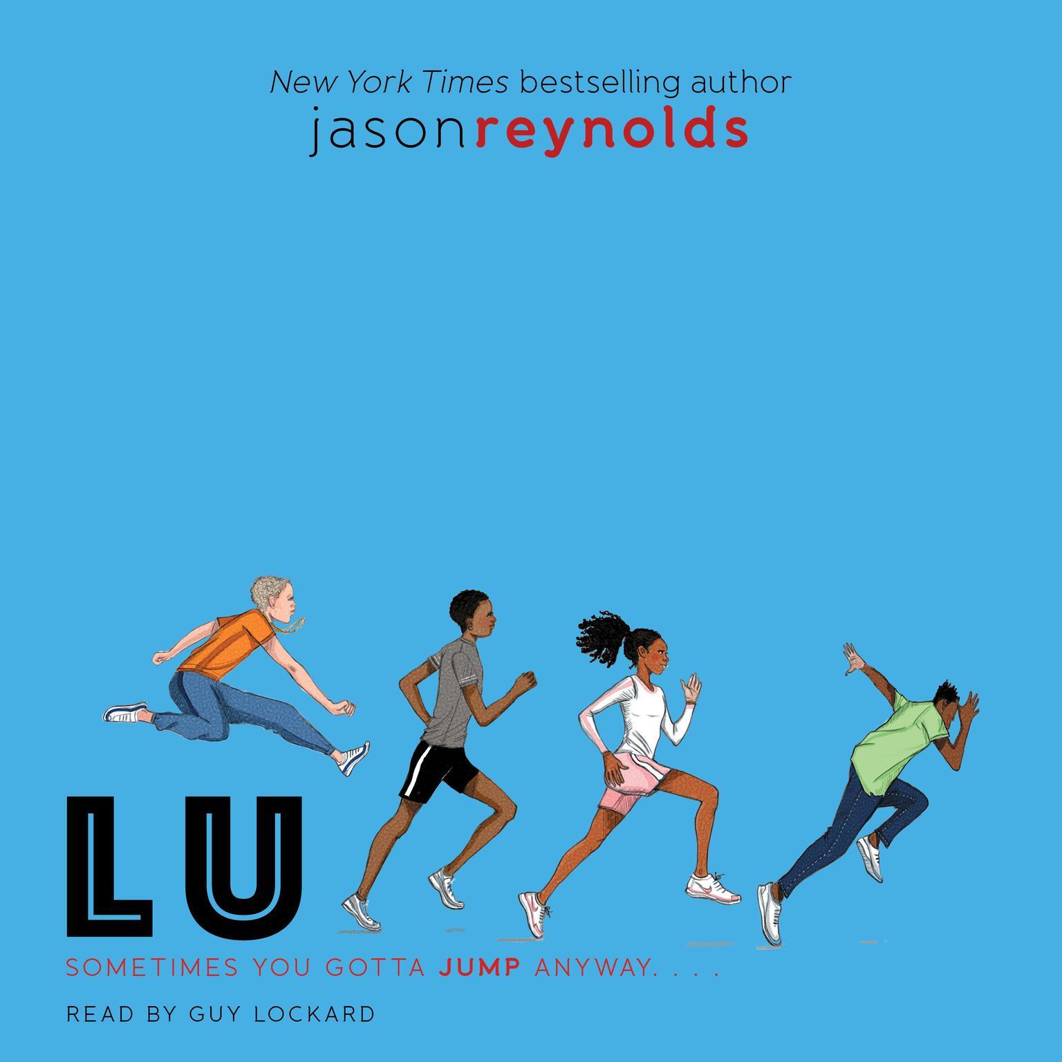 Printable Lu Audiobook Cover Art
