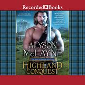 Highland Conquest Audiobook, by Alyson McLayne