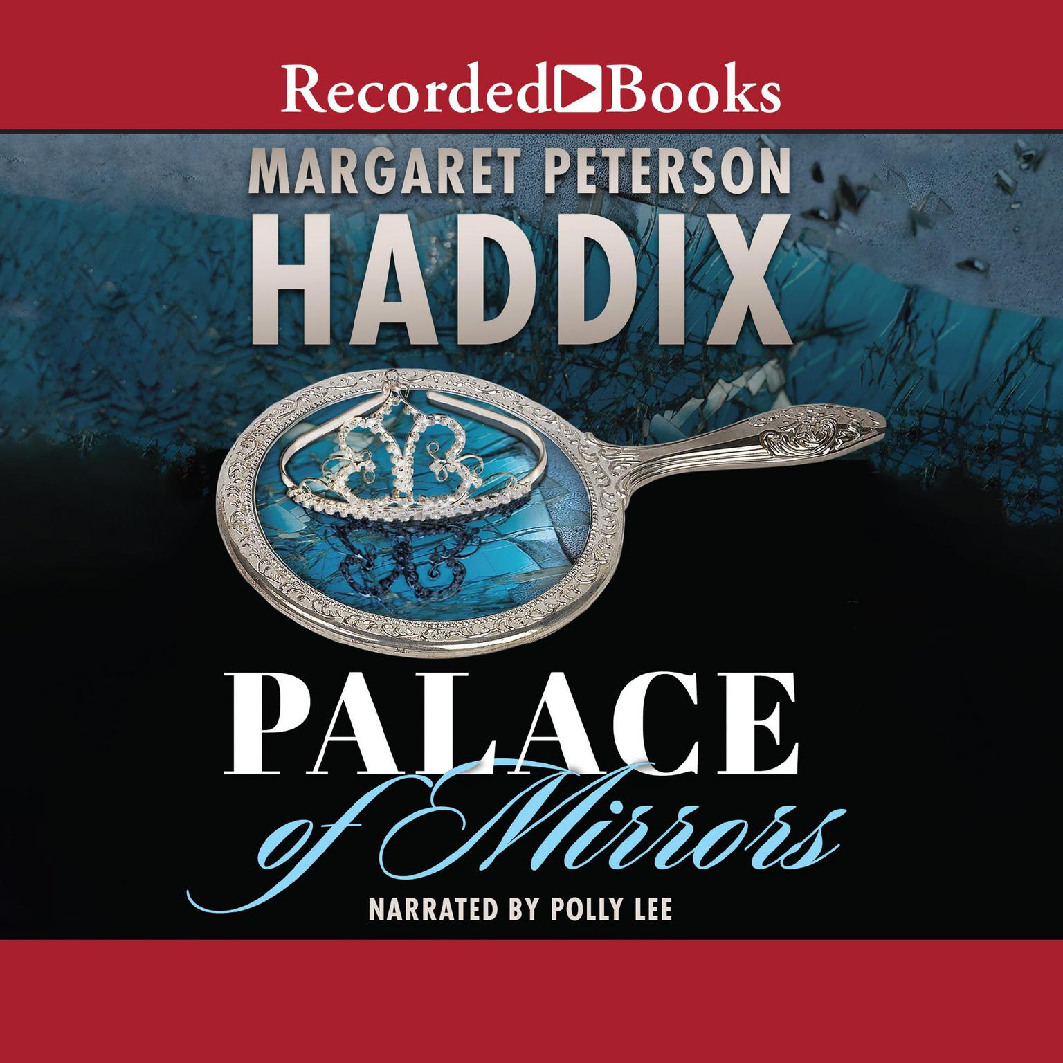 Printable Palace of Mirrors Audiobook Cover Art