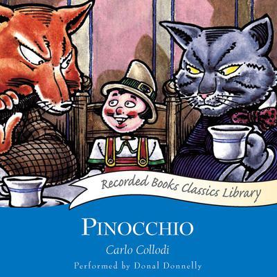 Pinocchio Audiobook, by Carlo Collodi