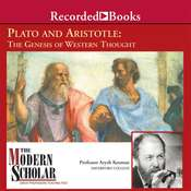 Plato and Aristotle: The Genesis of Western Thought Audiobook, by Aryeh Kosman
