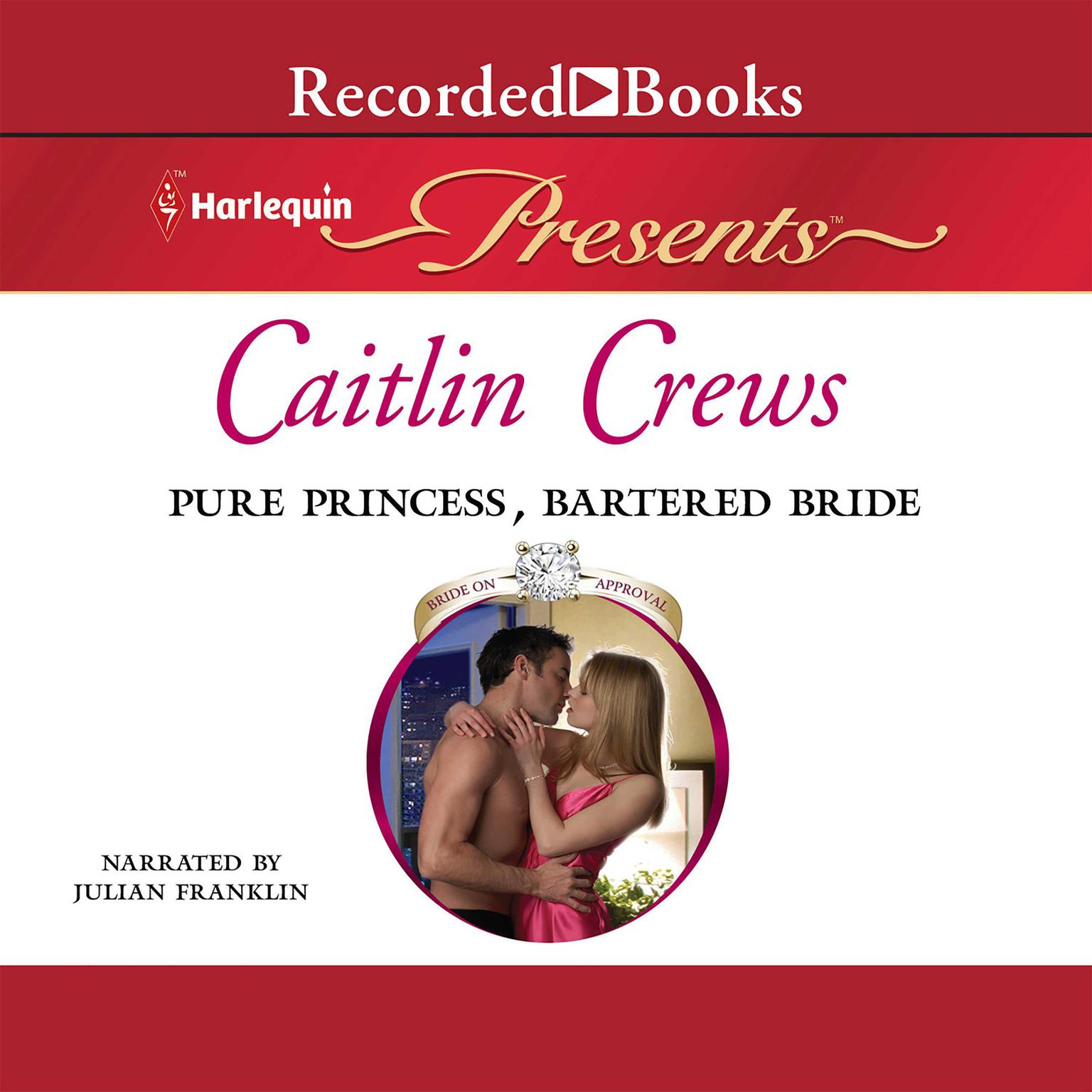 Printable Pure Princess, Bartered Bride Audiobook Cover Art