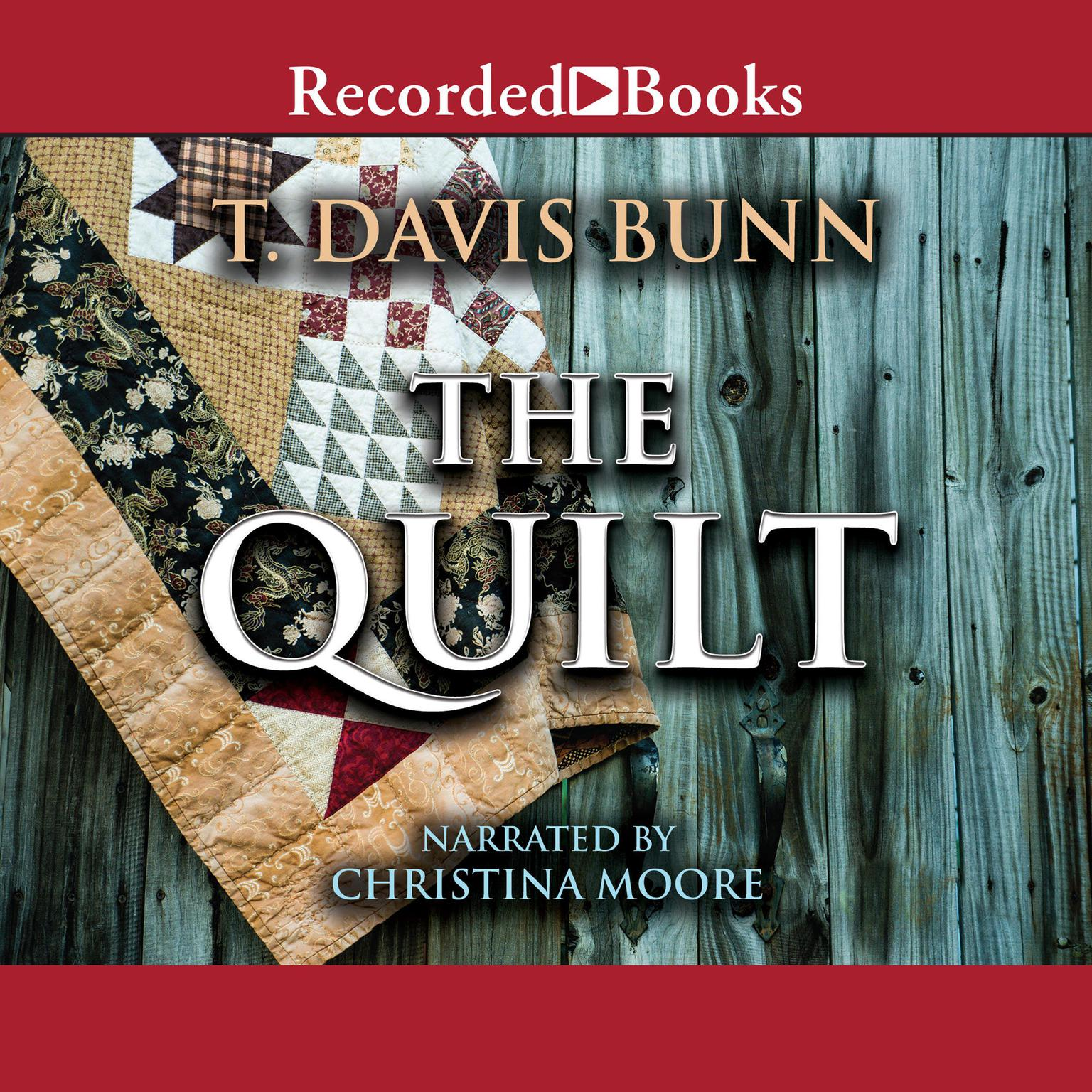 Printable The Quilt Audiobook Cover Art
