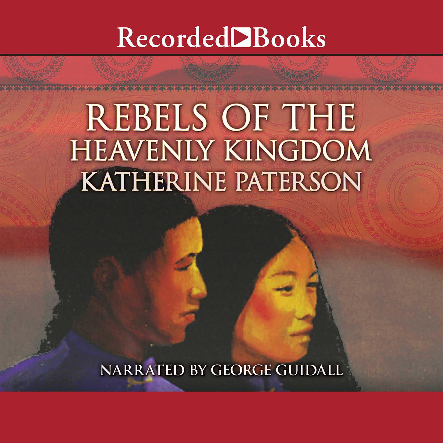 Printable Rebels of the Heavenly Kingdom Audiobook Cover Art