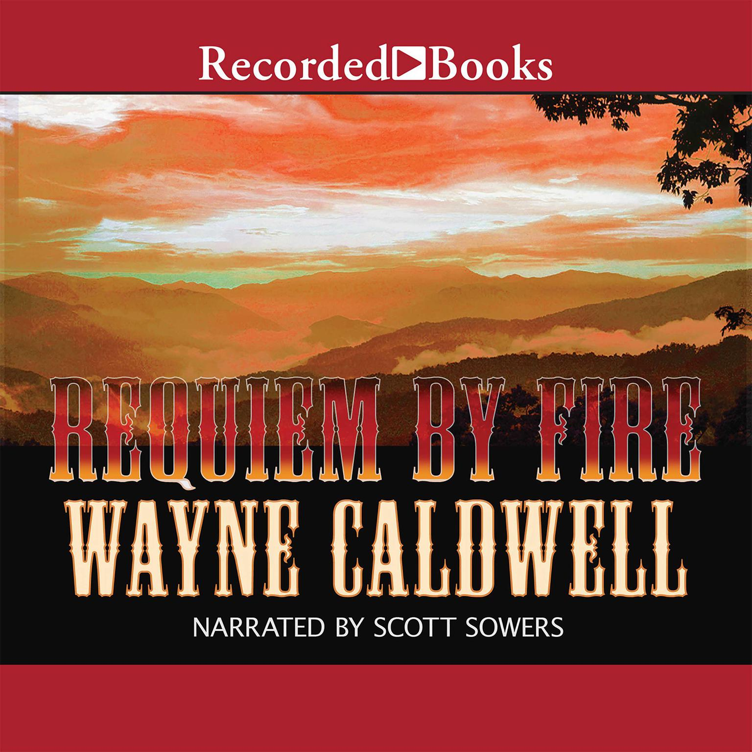 Printable Requiem by Fire Audiobook Cover Art