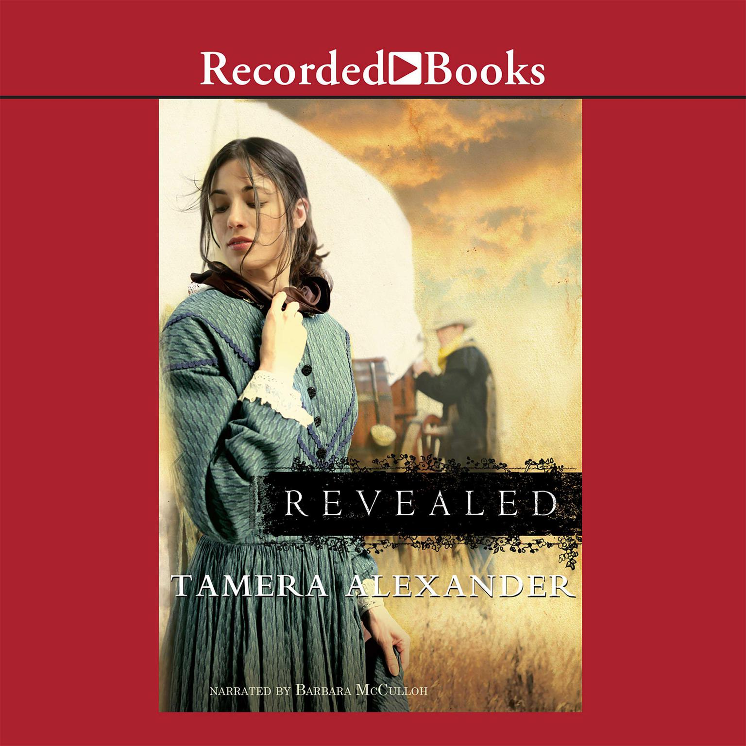 Printable Revealed Audiobook Cover Art
