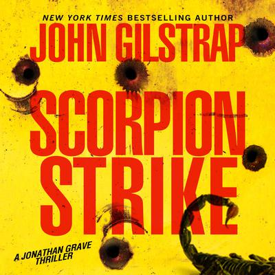 Scorpion Strike Audiobook, by John Gilstrap