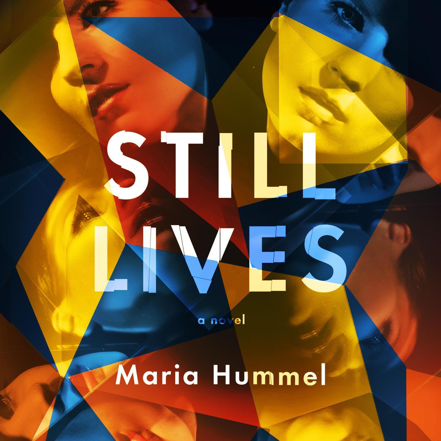 Printable Still Lives: A Novel Audiobook Cover Art