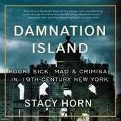 Damnation Island: Poor, Sick, Mad, and Criminal in 19th-Century New York Audiobook, by Stacy Horn|