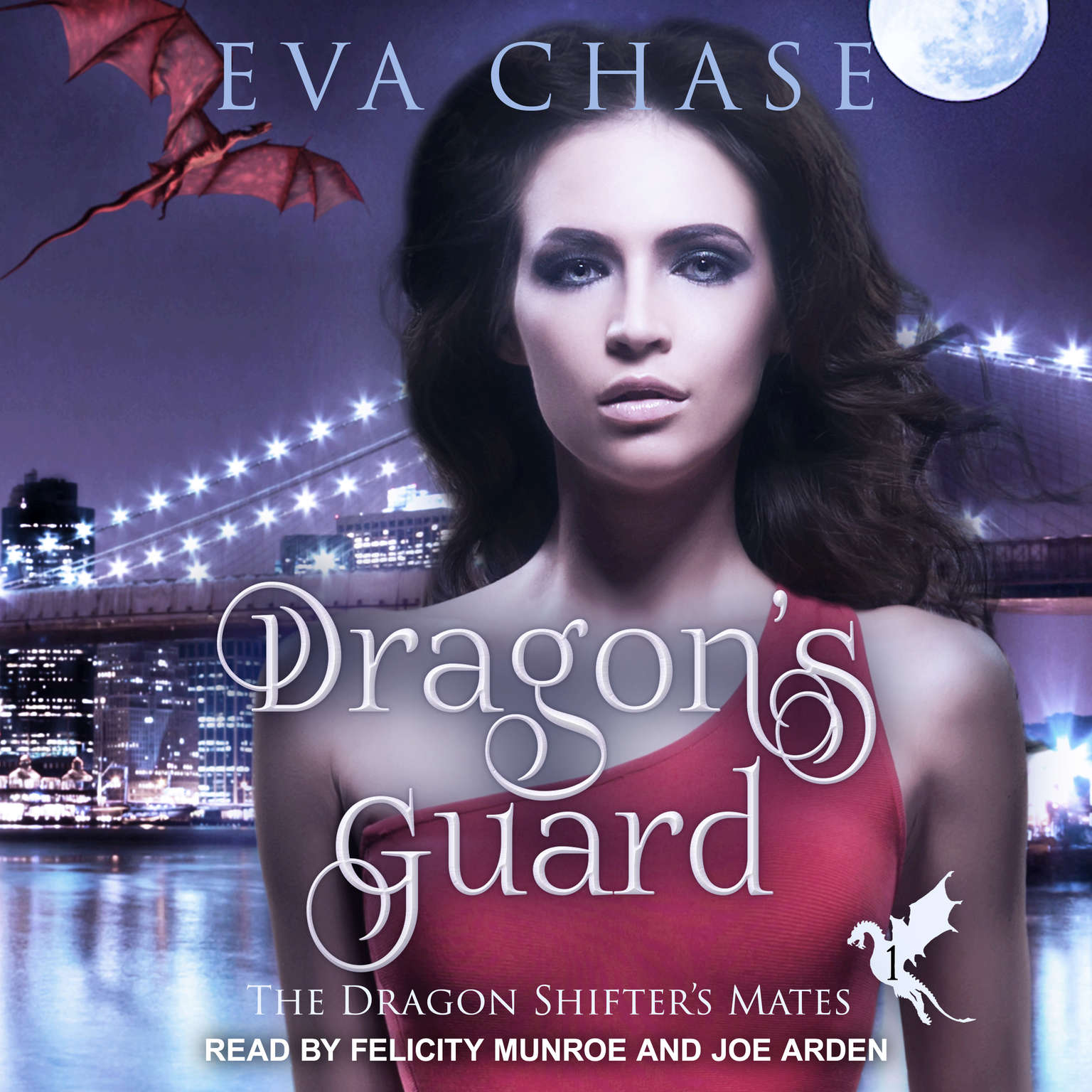 Dragons Guard: A Reverse Harem Paranormal Romance Audiobook, by Eva Chase
