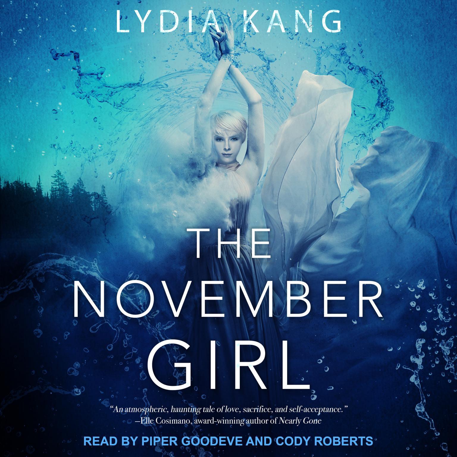 The November Girl Audiobook, by Lydia Kang