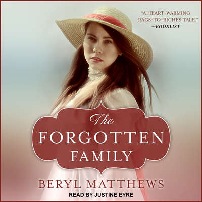 The Forgotten Family Audiobook, by Beryl Matthews