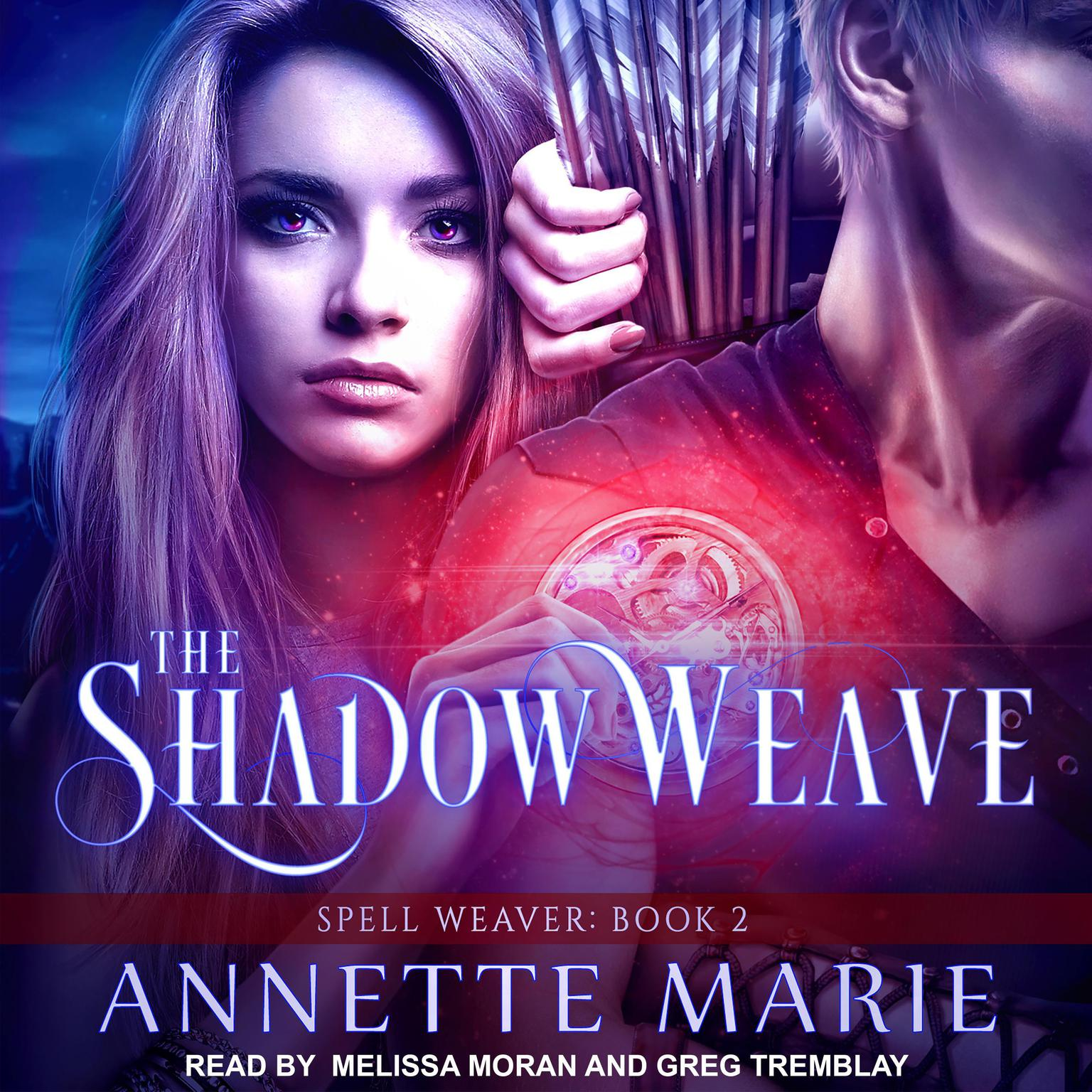 The Shadow Weave Audiobook, by Annette Marie