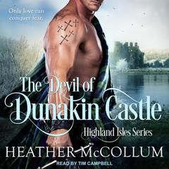The Devil of Dunakin Castle Audiobook, by Heather McCollum