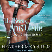 The Beast of Aros Castle Audiobook, by Heather McCollum