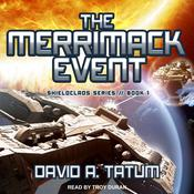 The Merrimack Event  Audiobook, by David A. Tatum