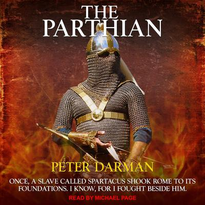 The Parthian Audiobook, by Peter Darman